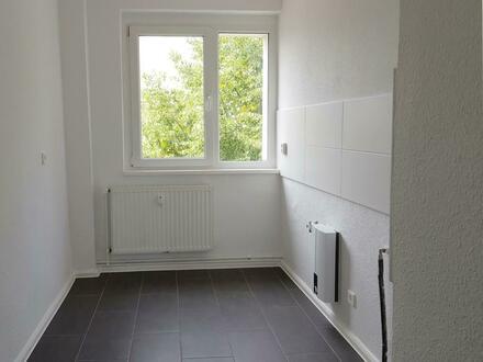 Neu renovierte 3-Raum-Wohnung mit Balkon in idyllischer Lage