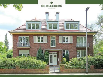 Für Kapitalanleger – sanierte Altbauwohnung mit Balkon in zentraler Lage von Münster
