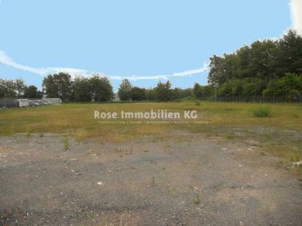 ROSE IMMOBILIEN KG: Umschlagplatz für z.b. LKW/PKW im Drehkreutz der BAB 30/2.