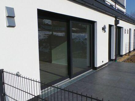 Schöne 3-Zimmer Neubauwohnung mit Terrasse Garten