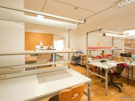 Raum in Kleinwerkstattgemeinschaft inkl. PP in Lehen