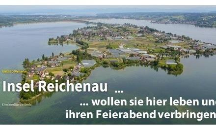 Reichenau: Einzigartig im Bodensee