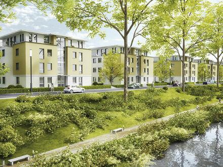 Wohnen am Blies-See - Gönnen Sie sich eine Eigentumswohnung im Grünen
