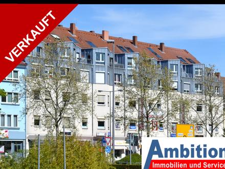 VERKAUFT-Ein Traum für Stadtmenschen-2,5Z. Maisonette. Kapitalanlage ca.3,5% Rendite o. Eigenbedarf