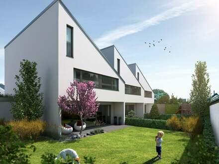 Neubau-Reihenhäuser für Familien in Lüstringen-Ost