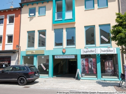 Laden, Büro oder Ausstellungsräume in zentraler Stadtlage !