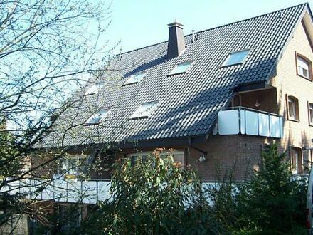 Schöne Wohnung mit Terrasse in zentraler Lage.