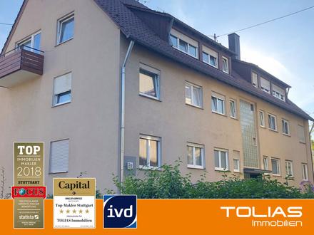 8-Fam.-Haus mit Potenzial, voll vermietet, zentrumsnah + ruhig, 2.700 EUR/m²- ideal für Kapitalanleger