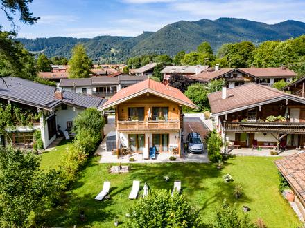 Traumhaftes Landhaus mit vielseitiger Nutzung am Tegernsee