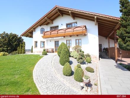 Wunderschönes Landhaus mit tollen Weitblick, Nähe Dingolfing zu verkaufen