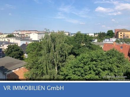 Traumhafter Blick über den Dächern Schwerins