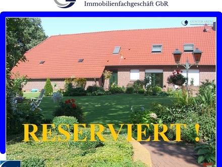 Komfortables Landhaus (Energiesparhaus) in Varel - Grünenkamp
