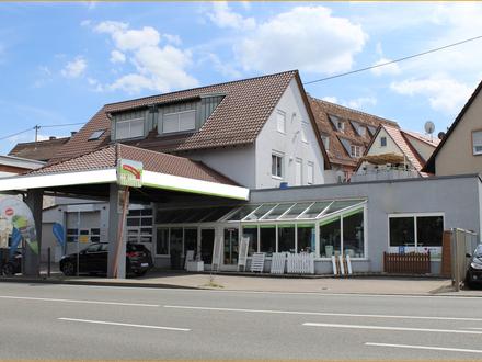Ideal für KFZ-Gewerbe! Wohn & Geschäftshaus - 550m² - oder voll vermietet mit excellenter Rendite!