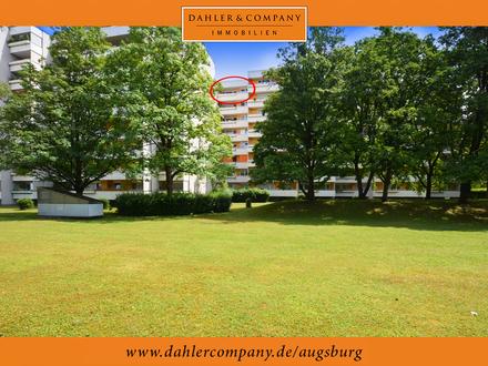 Große, helle Wohnung mit 3 Schlafzimmern im Süd-Osten (München-Perlach)