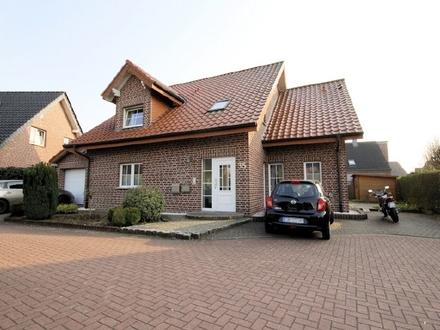 Billerbeck - Gepflegtes Zwei-Parteien-Haus (vermietet) in guter Wohnlage