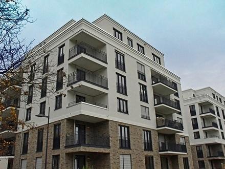 Neubau: 3-Zimmer-Wohnung mit Süd-West Balkon