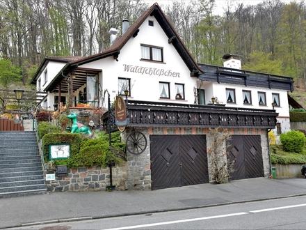 """Gastro,- und Hotelbetrieb: 3 Sterne Landgasthof """"Waldschlösschen"""" in Lindenfels !"""