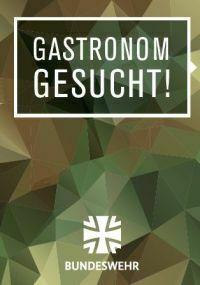 Erfahrener Gastronom gesucht! Bundeswehrstandort Kiel