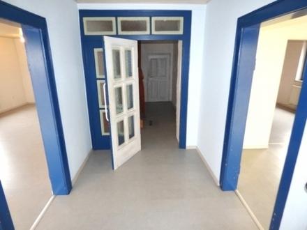 Keine Käuferprovision! 2 FH & Laden möglich! Hallen.- Werkstattanbau, Garage! ab € 517 mtl.*