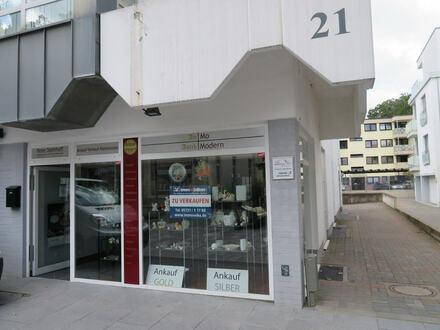 Gewerbefläche in der Fußgängerzone von Bad Oeynhausen