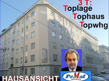 *1090 WIEN 3 T: Toplage, Tophaus, Topeigentumswohnung* nähe U6 (VOLKSOPER) /SANATORIUM HERA /SOBOESKIPLATZ 1.Liftstock beste…