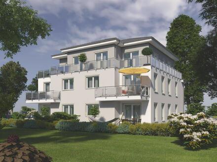 In Zentrums- und Wesernähe - Neubau-Eigentumswohnung