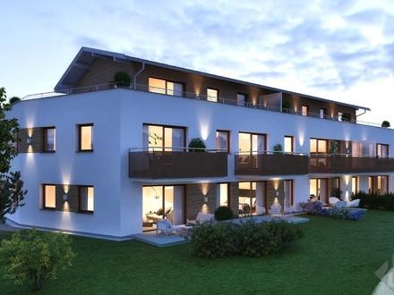 Untersbergblick Grödig - sonnige 2 Zimmerwohnung mit Garten