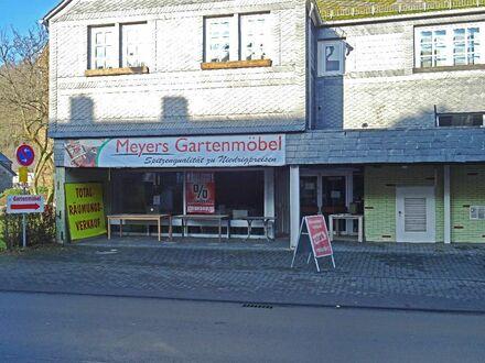 Ebenerdiges Ladenlokal, direkt an der Hauptstraße zu vermieten!