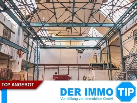 Auch kurzfristig Anmietbar! Halle mit rund 1.000 m² in Dresden Laubegast zur Miete