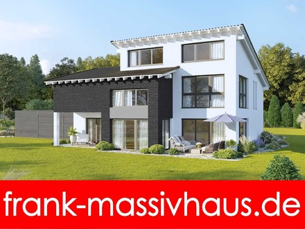 Modernes Pultdachhaus - FAVORIT Creativ Sun 211