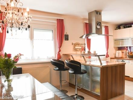 Großzügige 3-Zimmer-Wohnung mit herrlicher Terrasse in Wals