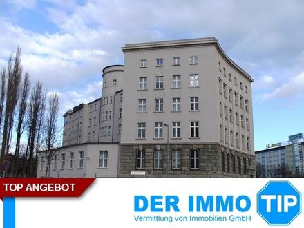 Büroflächen in zentraler Lage in der Chemnitzer City