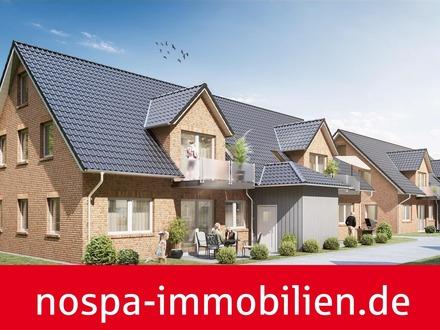 WRIXUM: 4 schlüsselfertige 3-Zimmer-Dauerwohnungen auf der Nordseeinsel Föhr