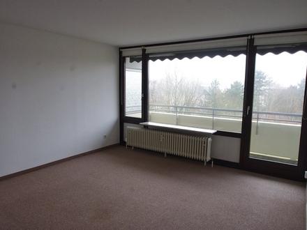 Gemütliche, helle 3-Zimmer-Wohnung mit Balkon und Tiefgaragenstellplatz - Coburg Süd