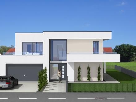 Neubau einer Stadtvilla in Leutkirch
