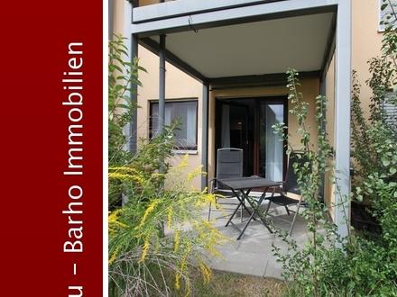 Schickes möbliertes 1-Zimmer-Apartment mit Terrasse