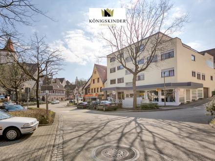 Großzügige 3 Zimmerwohnung in zentraler Lage inkl. TG-Stellplatz