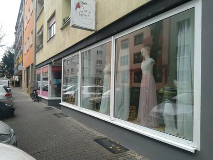 Mannheim-Lindenhof: Ladenlokal mit 7 Meter breiter Schaufensterfront