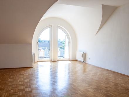 ALT MARL Einzigartige Dachgeschosswohnung mit Aufzug, Garage und Balkon in guter Lage!