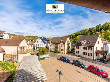 Provisionsfrei: 3-Familienhaus mit Potenzial in schönster Lage von Stuttgart-Rohracker