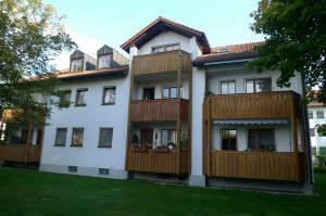 gemütliche 3-Zi.-Dachgeschoss-Wohnung in Trostberg