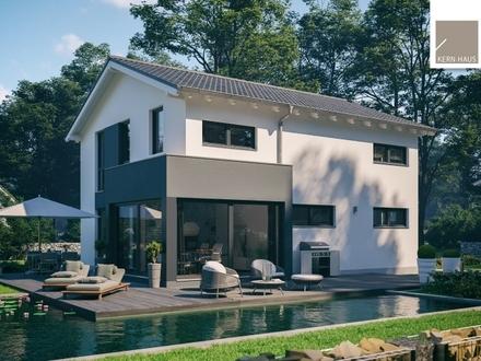 Architektenhaus sucht nette Baufamilie! (inkl. Grundstück)