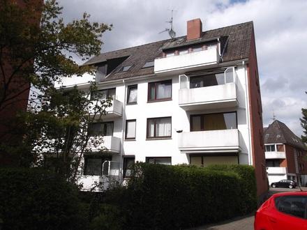 3-Zimmer-Wohnung, Vollbad, Balkon