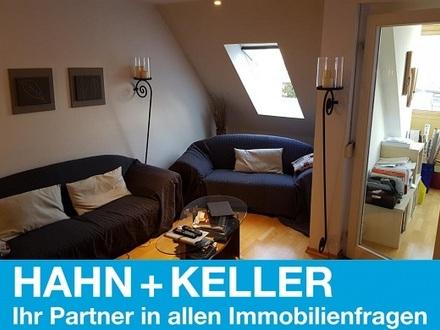 2,5 Zimmer-Maisonette mit Wintergarten und Dachterasse in idealer Lage!