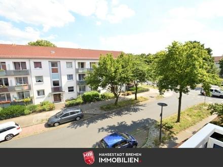 Findorff / Kapitalanlage: Helle 2-Zimmer-Wohnung mit Balkon