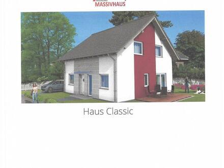 Grundstück mit projektiertem Einfamilienhaus in Allenbach