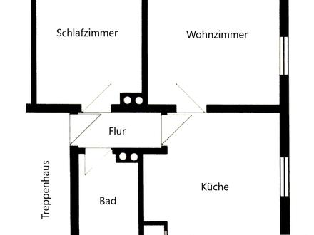 Kapitalanlage oder Eigennutzung! 2-Zimmer-Wohnung - Stetten bei Mindelheim