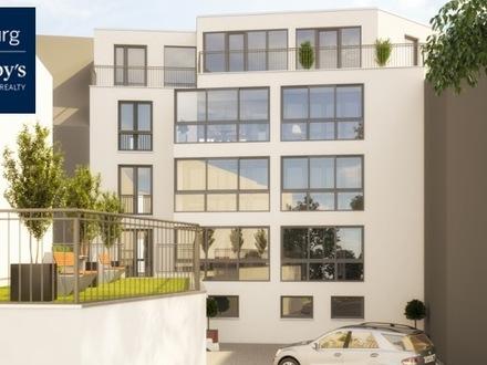 Großzügige 4-Zimmer Wohnung mit moderner Ausstattung
