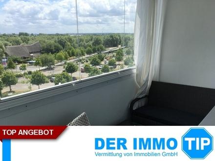 2- RWE Möbliert - Ostsee 4km, Balkon, modern mit Entertain und Internet