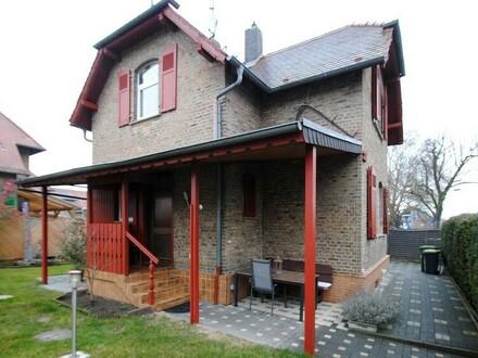 Idylle und Romantik bietet diese gemütliches Zuhause in Frankfurt-Zeilsheim!